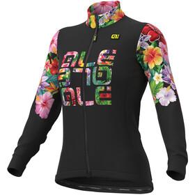 Alé Cycling Solid Alé Lab Flowers Jersey Women black